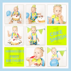 Cake Smash Just Rebecca Photography 9