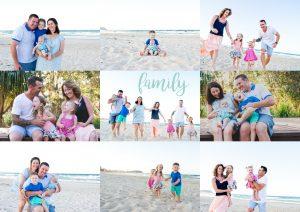 Family shoot on Palm Beach  5