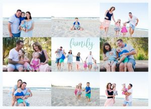 Family shoot on Palm Beach  7