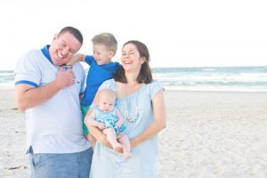 Family shoot on Palm Beach  14