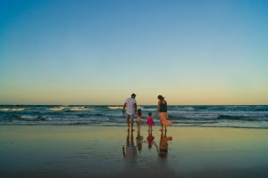 Family shoot on Palm Beach  2