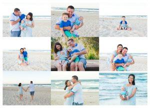Family shoot on Palm Beach  4