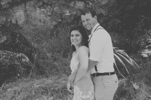 Veronica & Patrick Eloped xx North Burleigh Beach, Gold Coast  23