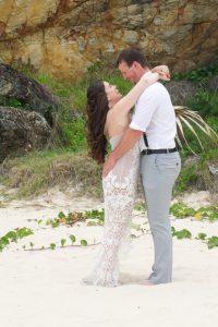 Veronica & Patrick Eloped xx North Burleigh Beach, Gold Coast  24