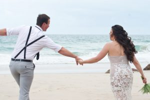 Veronica & Patrick Eloped xx North Burleigh Beach, Gold Coast  27