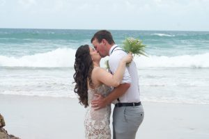 Veronica & Patrick Eloped xx North Burleigh Beach, Gold Coast  32