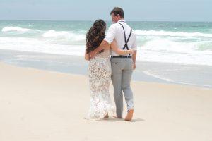 Veronica & Patrick Eloped xx North Burleigh Beach, Gold Coast  33
