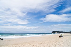 Veronica & Patrick Eloped xx North Burleigh Beach, Gold Coast  35
