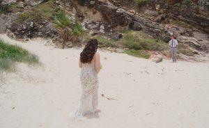 Veronica & Patrick Eloped xx North Burleigh Beach, Gold Coast  36
