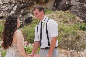 Veronica & Patrick Eloped xx North Burleigh Beach, Gold Coast  38