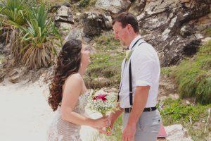 Veronica & Patrick Eloped xx North Burleigh Beach, Gold Coast  39