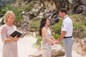 Veronica & Patrick Eloped xx North Burleigh Beach, Gold Coast  40