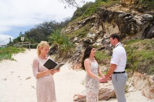 Veronica & Patrick Eloped xx North Burleigh Beach, Gold Coast  41