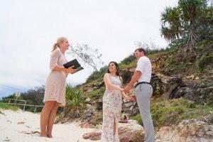 Veronica & Patrick Eloped xx North Burleigh Beach, Gold Coast  42