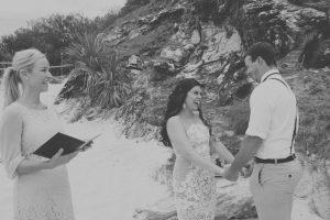 Veronica & Patrick Eloped xx North Burleigh Beach, Gold Coast  45