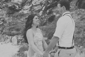 Veronica & Patrick Eloped xx North Burleigh Beach, Gold Coast  48