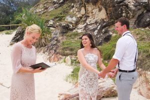Veronica & Patrick Eloped xx North Burleigh Beach, Gold Coast  49
