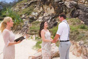 Veronica & Patrick Eloped xx North Burleigh Beach, Gold Coast  52