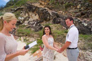 Veronica & Patrick Eloped xx North Burleigh Beach, Gold Coast  55