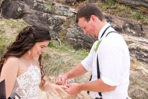 Veronica & Patrick Eloped xx North Burleigh Beach, Gold Coast  58