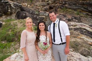 Veronica & Patrick Eloped xx North Burleigh Beach, Gold Coast  61