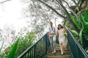Veronica & Patrick Eloped xx North Burleigh Beach, Gold Coast  65