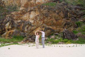 Veronica & Patrick Eloped xx North Burleigh Beach, Gold Coast  66