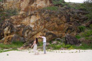 Veronica & Patrick Eloped xx North Burleigh Beach, Gold Coast  67
