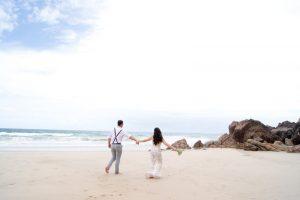 Veronica & Patrick Eloped xx North Burleigh Beach, Gold Coast  68
