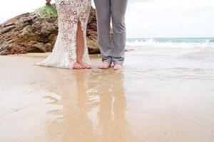 Veronica & Patrick Eloped xx North Burleigh Beach, Gold Coast  75