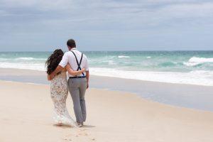 Veronica & Patrick Eloped xx North Burleigh Beach, Gold Coast  76