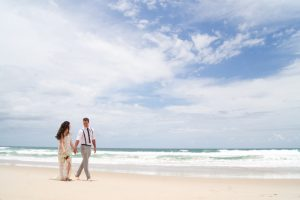 Veronica & Patrick Eloped xx North Burleigh Beach, Gold Coast  77