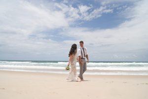 Veronica & Patrick Eloped xx North Burleigh Beach, Gold Coast  78