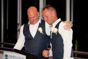 Amanda + Gavin Married xx North Burleigh beach wedding  56