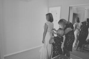 Amanda + Gavin Married xx North Burleigh beach wedding  108