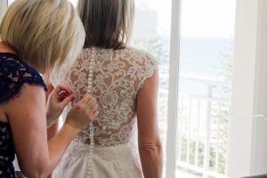 Amanda + Gavin Married xx North Burleigh beach wedding  113