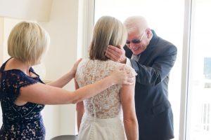 Amanda + Gavin Married xx North Burleigh beach wedding  114