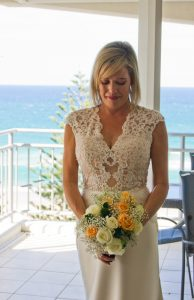 Amanda + Gavin Married xx North Burleigh beach wedding  116