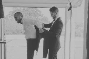 Erin & Michael Married xx Broadway Chapel & 'The Loft',  West End xx  218