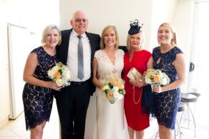 Amanda + Gavin Married xx North Burleigh beach wedding  79