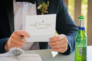 Erin & Michael Married xx Broadway Chapel & 'The Loft',  West End xx  1