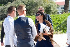 Amanda + Gavin Married xx North Burleigh beach wedding  128