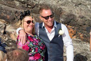 Amanda + Gavin Married xx North Burleigh beach wedding  135