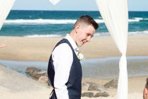 Amanda + Gavin Married xx North Burleigh beach wedding  139