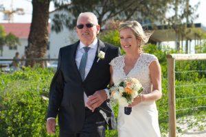 Amanda + Gavin Married xx North Burleigh beach wedding  144
