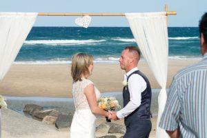 Amanda + Gavin Married xx North Burleigh beach wedding  147