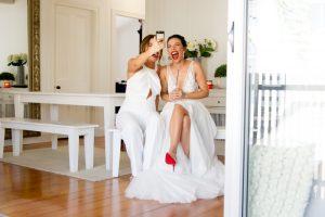 Erin & Michael Married xx Broadway Chapel & 'The Loft',  West End xx  36
