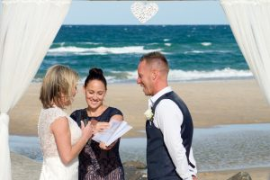 Amanda + Gavin Married xx North Burleigh beach wedding  152