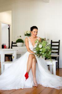 Erin & Michael Married xx Broadway Chapel & 'The Loft',  West End xx  39