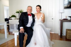 Erin & Michael Married xx Broadway Chapel & 'The Loft',  West End xx  43